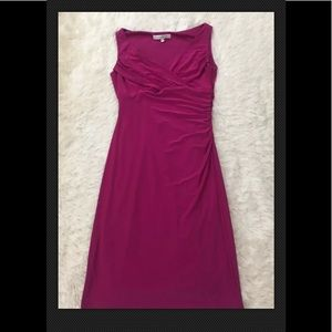 Evan-Picone Pink Sleeveless Dress 6